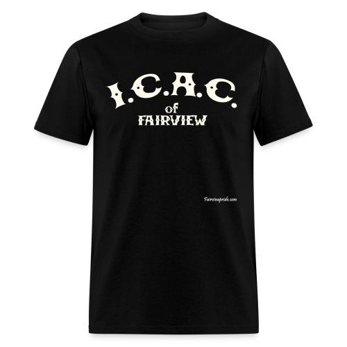 cbgbicac - Men's T-Shirt