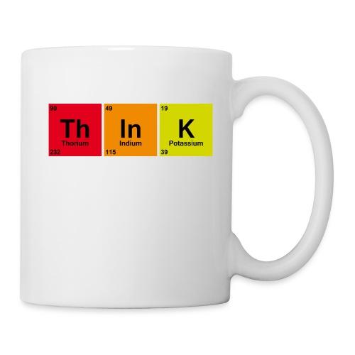 think - Coffee/Tea Mug