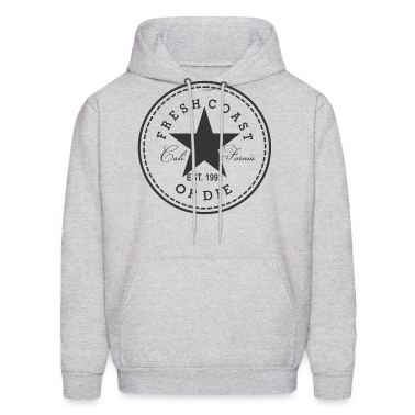 Fresh Coast California Hoodies