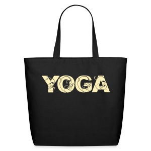 YogaTote - Eco-Friendly Cotton Tote