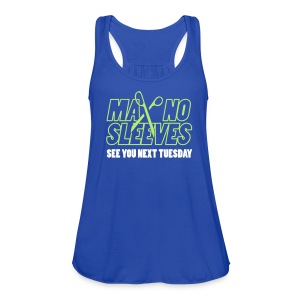 Women's Flowy Tank Top by Bella - max,max no sleeves merchandise,maxnosleeves,merchandise,no sleeves,youtube