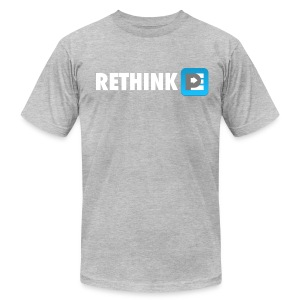 Rethink PE (Men's) - Men's Fine Jersey T-Shirt