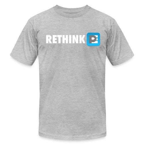 Rethink PE (Men's) - Men's Fine Jersey T-Shirt