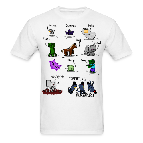The Squid - Men's T-Shirt