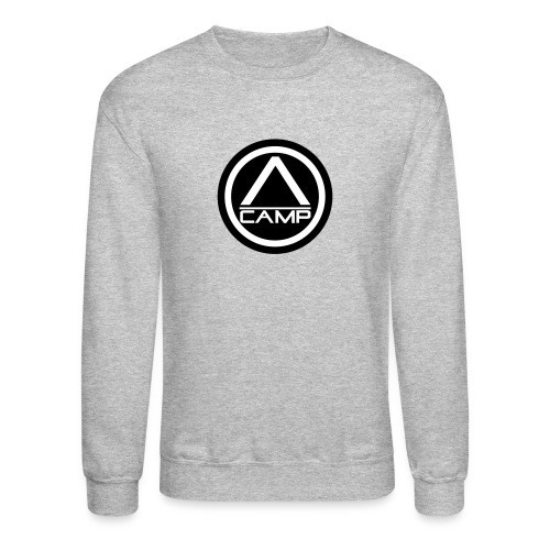 CAMP Crewneck (Black Logo) - Crewneck Sweatshirt