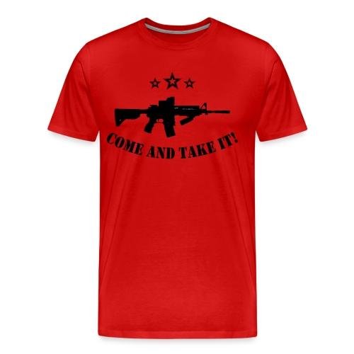 COME TAKE MENS T - Men's Premium T-Shirt