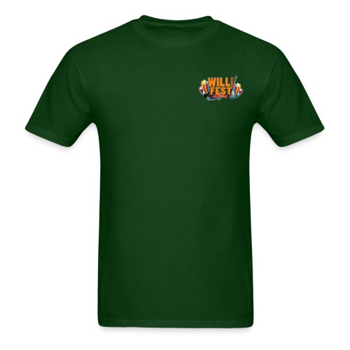 WILLiFEST Men's Tee - Men's T-Shirt