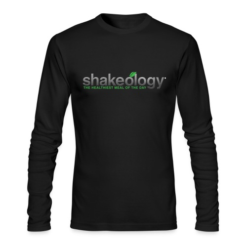 Mens Shakeology long sleeve tshirt - Men's Long Sleeve T-Shirt by Next Level