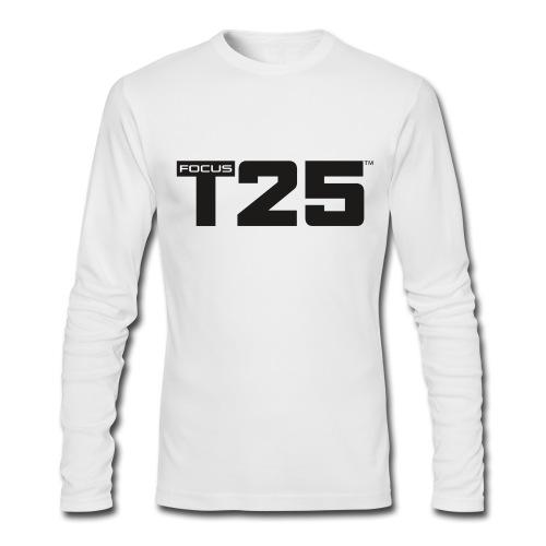 Mens 5 long sleeve tshirt - Men's Long Sleeve T-Shirt by Next Level