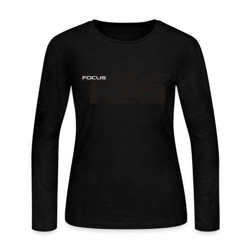 Women's 5 long sleeve tshirt - Women's Long Sleeve Jersey T-Shirt