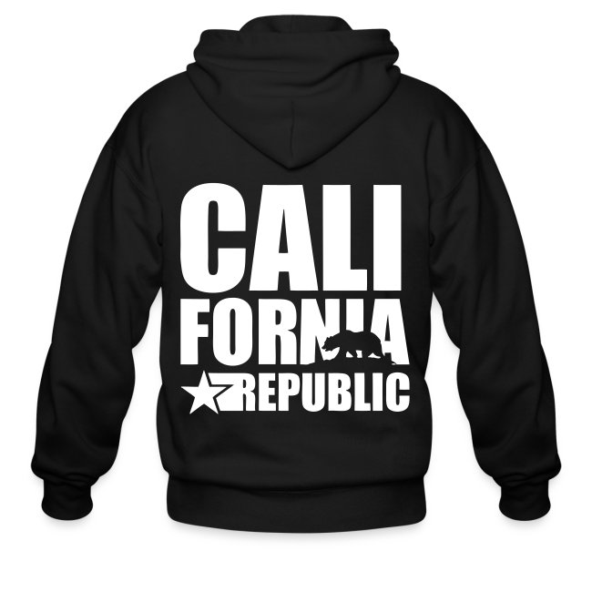 81ea6ef28 Stay Fly Clothing | California Republic Zip Hoodies & Jackets - Mens ...