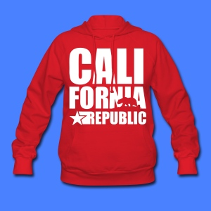 California Republic Hoodies - Women's Hoodie