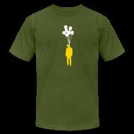 T-Shirts ~ Men's T-Shirt by American Apparel ~ [balloon]