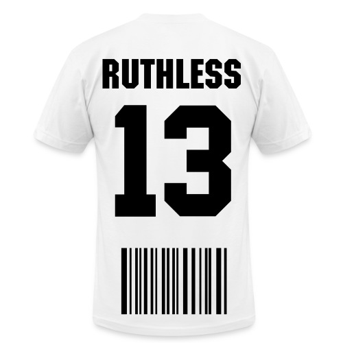 BABE RUTH-LESS baseball shirt - Men's  Jersey T-Shirt