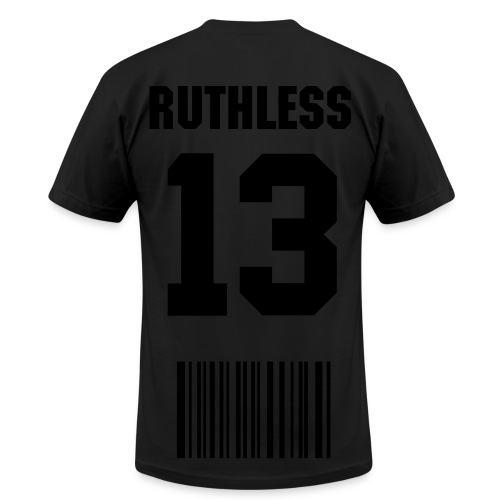 BABE RUTH-LESS baseball shirt - Men's Fine Jersey T-Shirt