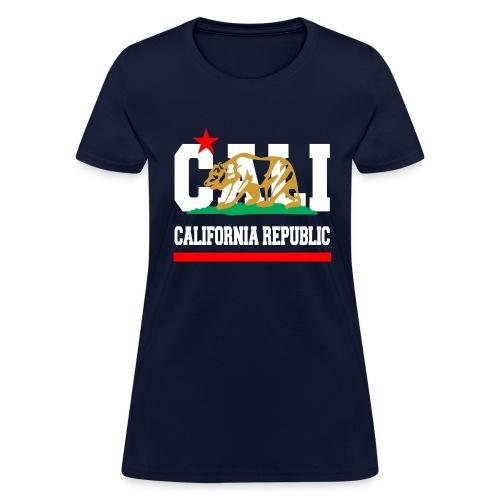 California Republic New Golden - Women's T-Shirt