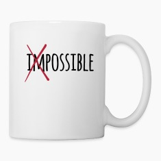 Impossible / Possible 2c Bottles & Mugs