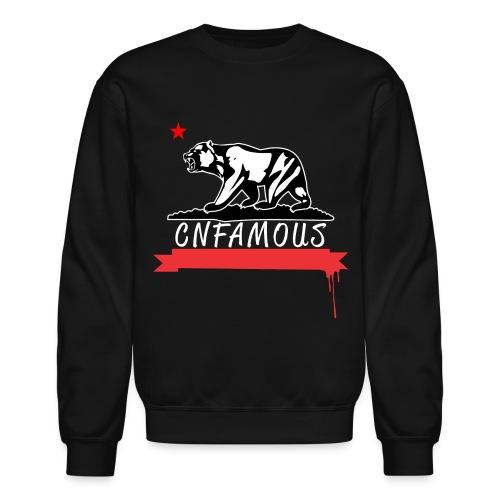 California Wild Bear - Crewneck Sweatshirt
