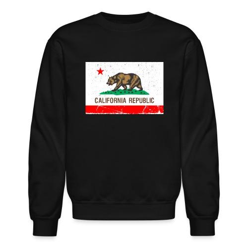 California Vintage Flag R&B - Crewneck Sweatshirt