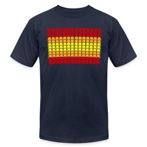 Astrodome Seats T-Shirts - Men's Fine Jersey T-Shirt