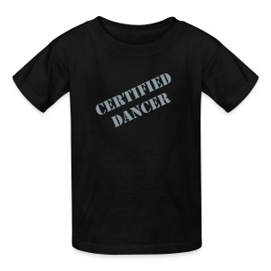 Certified Dance - Youth - Kids' T-Shirt