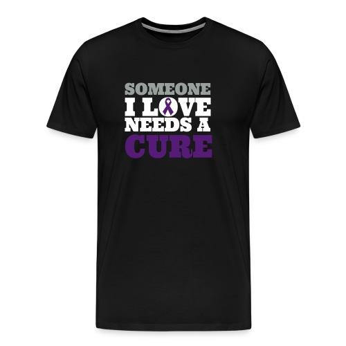 Someone I Love Tee - Men's Premium T-Shirt