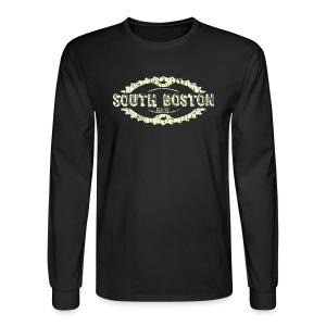 South Boston Mass. - Men's Long Sleeve T-Shirt