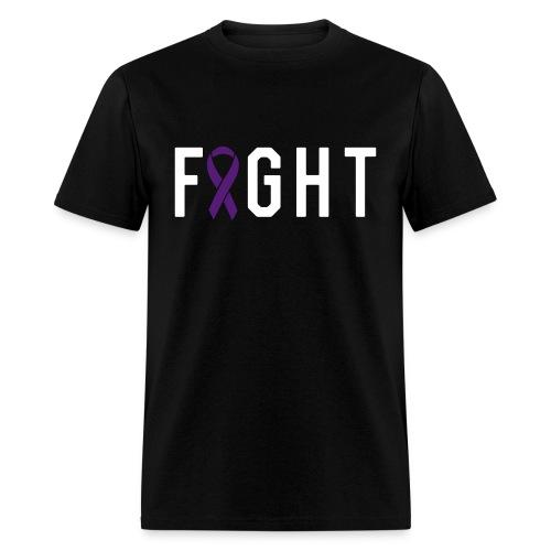Fight Ribbon Tee - Men's T-Shirt