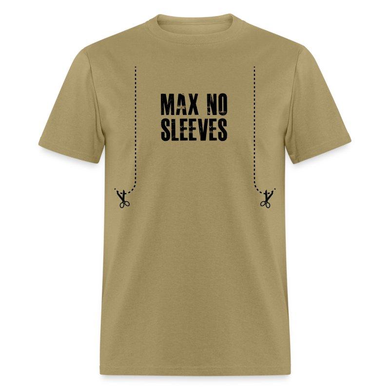 Men's T-Shirt - youtube,no sleeves,merchandise,maxnosleeves,max no sleeves merchandise,max