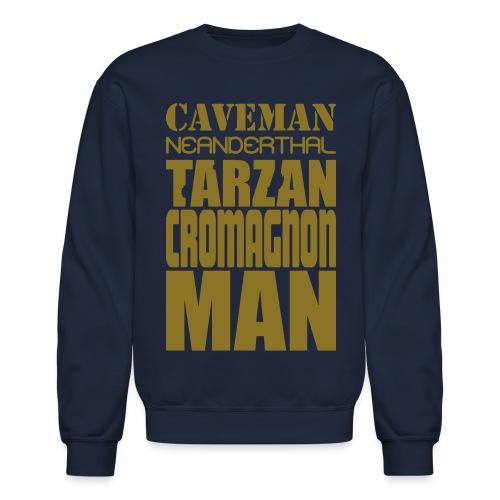 THE 'MAN' - Crewneck Sweatshirt