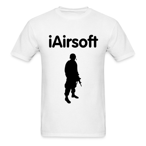 iAirsoft Shirt - Men's T-Shirt