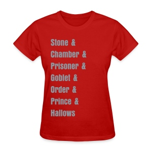 All 7 - Womens - Women's T-Shirt