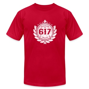617 People - Men's T-Shirt by American Apparel