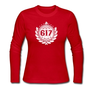 617 People - Women's Long Sleeve Jersey T-Shirt