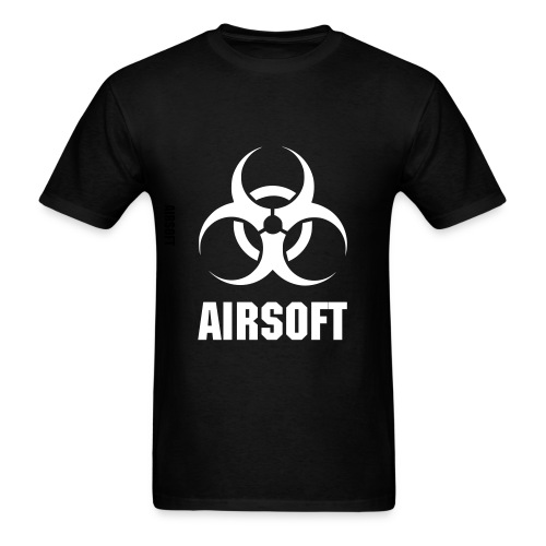 Airsoft Shirt - Men's T-Shirt