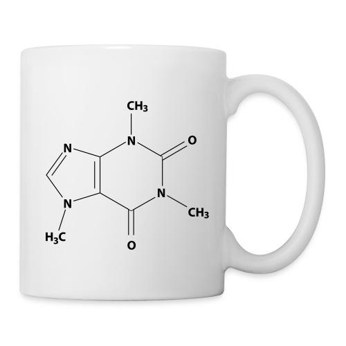 caffeine molecule mug  - Coffee/Tea Mug