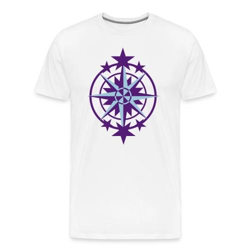 framed - Men's Premium T-Shirt