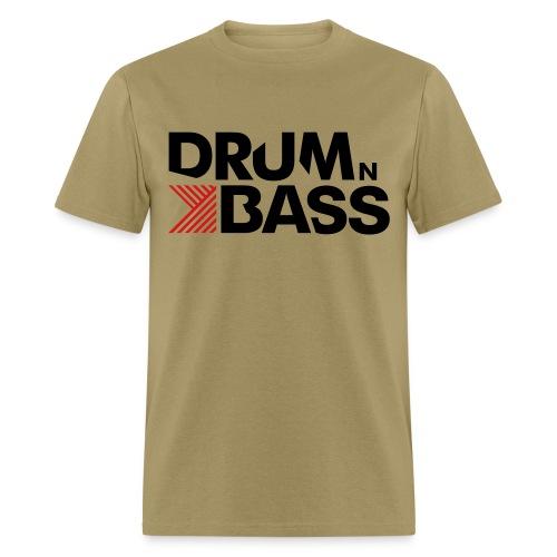 Drum & Bass - Men's T-Shirt
