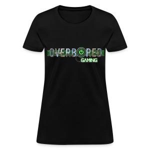 OBG Logo Women's Tee - Women's T-Shirt
