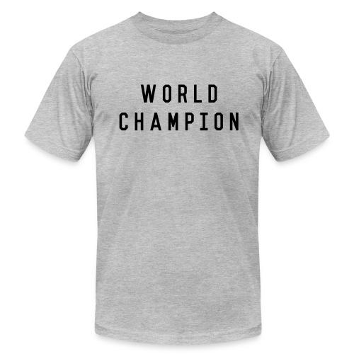 World Champion - Men's Fine Jersey T-Shirt