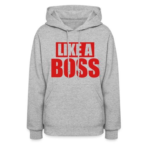 Boss Hoodie - Women's Hoodie