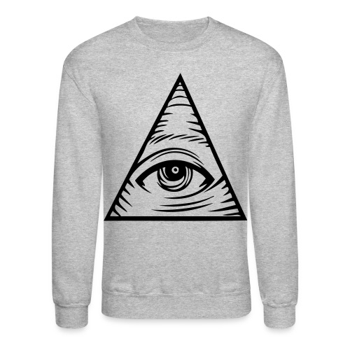 THE EYE SHIRT - Crewneck Sweatshirt