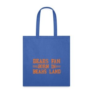 Bears Fan Bears Land - Tote Bag