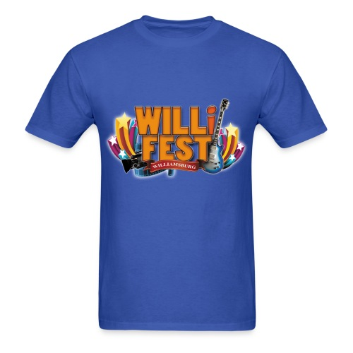 WILLiFEST Men's Tee - Men's T-Shirt