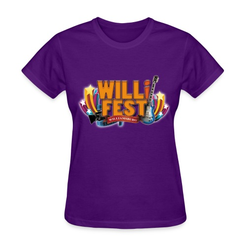 WILLiFEST Women's Tee - Women's T-Shirt