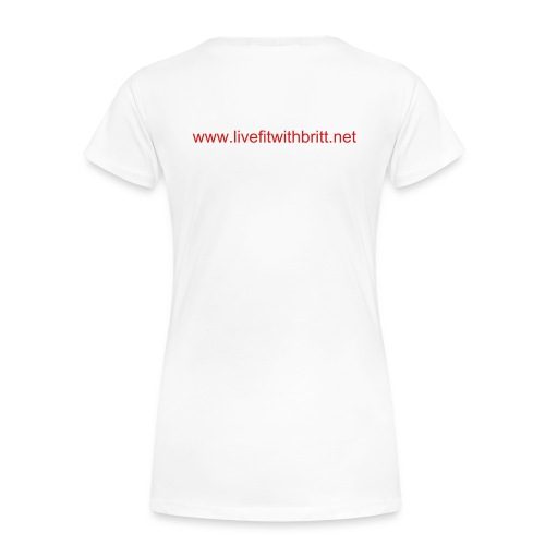FIT MOM  - Women's Premium T-Shirt