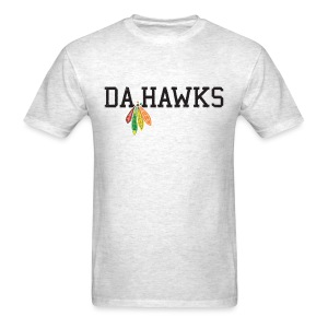 Da Hawks - Men's T-Shirt
