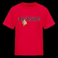 Kids' Shirts ~ Kids' T-Shirt ~ Da Hawks