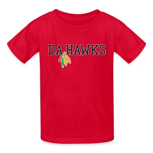 Da Hawks - Kids' T-Shirt