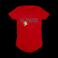 Baby Bodysuits ~ Baby Short Sleeve One Piece ~ Da Hawks